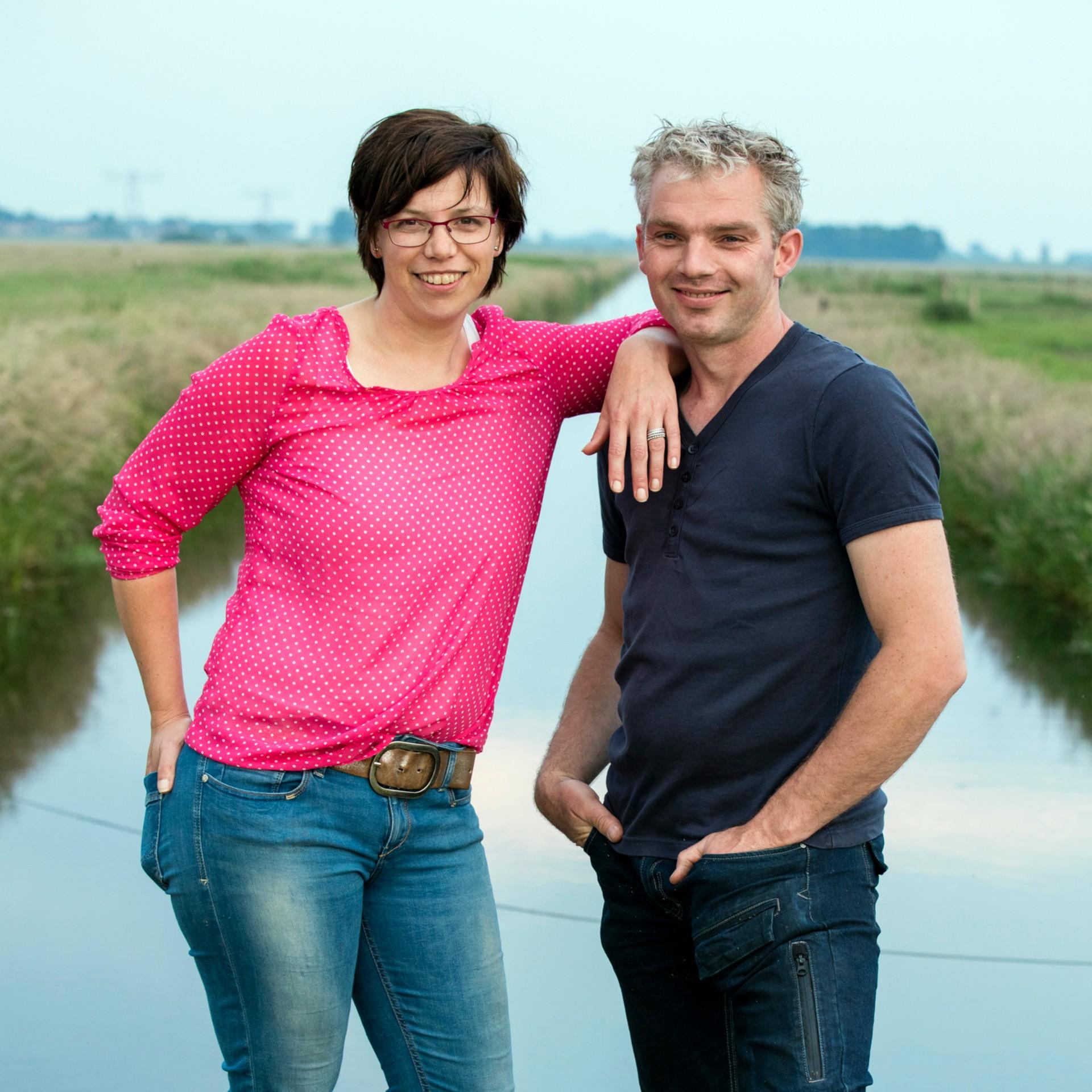Hermen en Leanne Spans van Weidevol